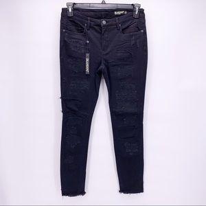 NEW Blank NYC Black Classic Skinny Jeans Sz 29